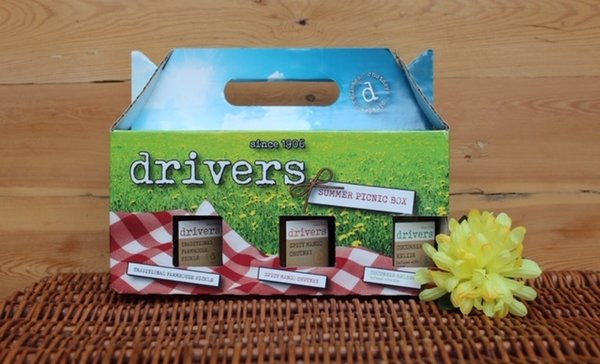 Summer Picnic gift box