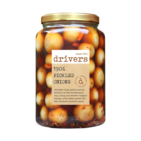 1906 Pickled Onions XXL Jar